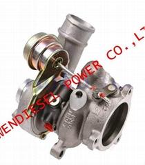 Turbocharger K04 53049880023 53049700023 06A145704Q