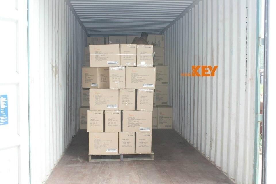 自建香港仓库1700平方米平仓 2