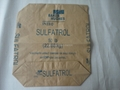 Valve paper bag for chemicals packing 1