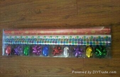 coated paper gift wrapping paper