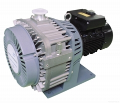 Portable High performance rotary scroll vacuum pump 1HP