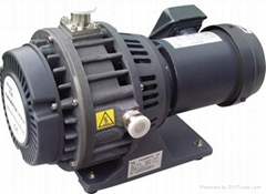 oilless horizontal reciprocating vacuum pump