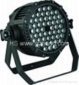 54PCS X 3W Waterproof LED Par