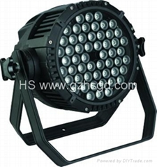 54PCS X 3W Waterproof LED Par