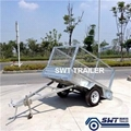 Tilting Cage Trailer 8X5