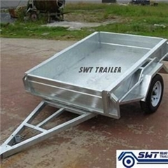 Box Trailer 6x4 Brand New Galvanized