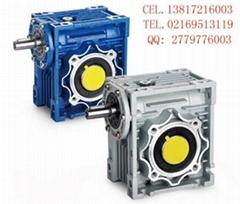 三菱伺服電機蝸輪減速器