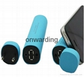 power bank speaker with mobile phone