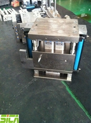 SC 2 Cavity 5 Gallon(20L)705g Hot Plate PET Preform Mould