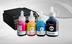 New Tank  for Brother's printer DCP-T300 compatible dye ink and  pigment ink