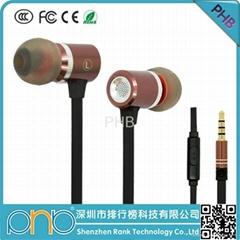 Custom Designed Headphone Manufactures Color Headphone for Girls