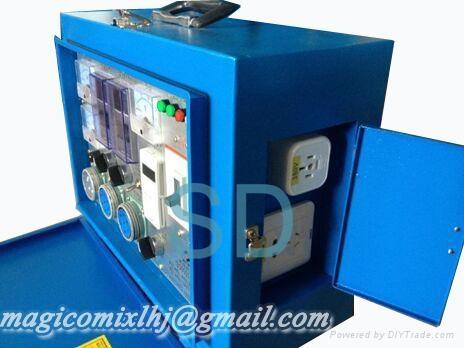 SD Portable Conveyor Belt Splicing Machine 4