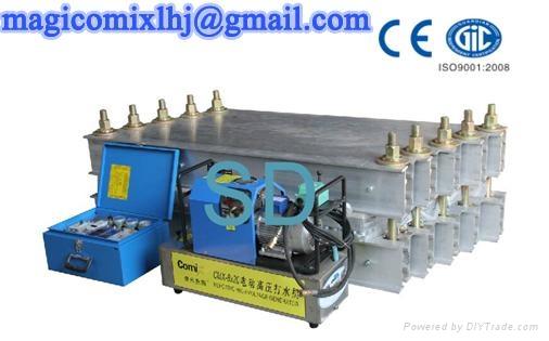 SD Portable Conveyor Belt Splicing Machine 1