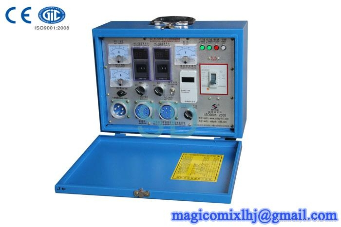 XBQ-1 Rubber Belt Spot Repair Vulcanizer Machine 2