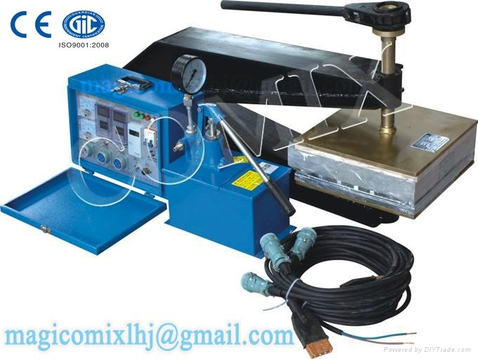 XBQ-1 Rubber Belt Spot Repair Vulcanizer Machine 1