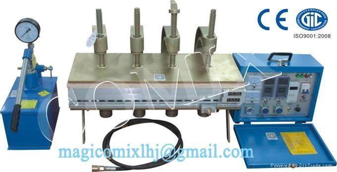 XBQ-2 Rubber Belt Edge Repair Vulcanizer Machine 1