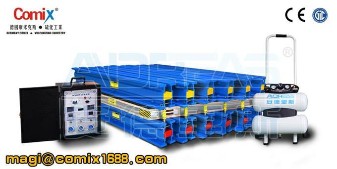 ADRS High Quality Rubber Conveyor Belt Vulcanizers   Vulcanizing Equipment 2