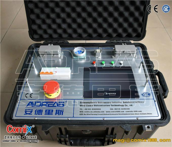 ADRS High Quality Rubber Conveyor Belt Vulcanizers   Vulcanizing Equipment 3