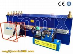 Supply Portable CZ-CMX Rubber Conveyor Belt Vulcanizing Press