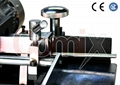 PVC conveyor belt separate machine for sale 4