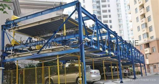 lift slid parking