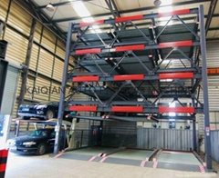 Lift -sliding Car Parking System,High Quality Lift-sliding Car Parking System