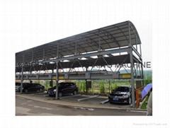 Popular Three level  car Intelligent Parking System