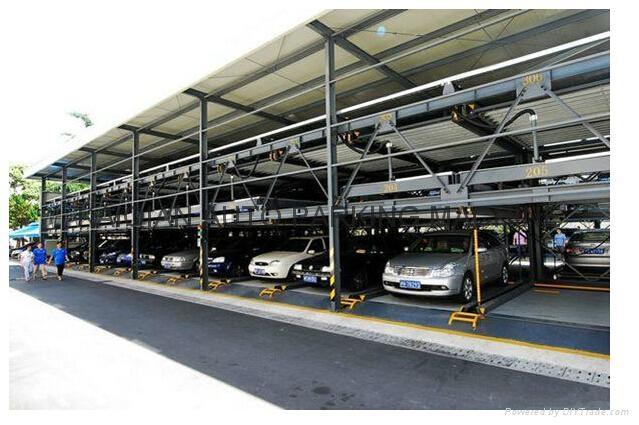 car garage system
