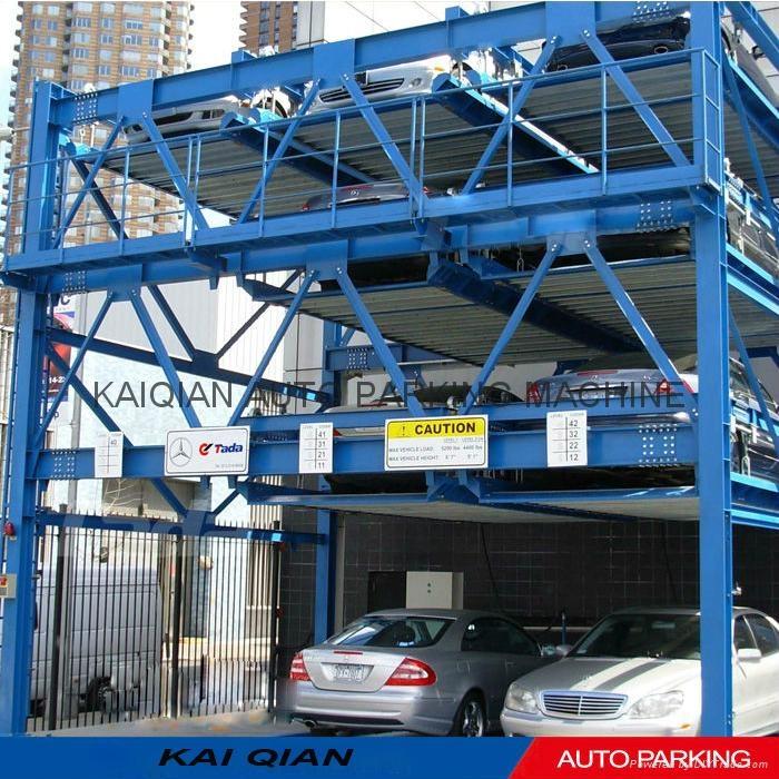 Multi-layer  parking