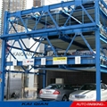 KQLS Multi-layer puzzle car parking