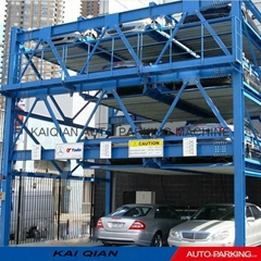 KQLS Multi-layer puzzle car parking system,High Quality puzzle parking system
