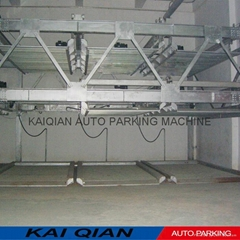 KQLS Three-layer puzzle mechanical garage car parking system