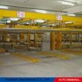 Two level KQHL lift-sliding mechanical