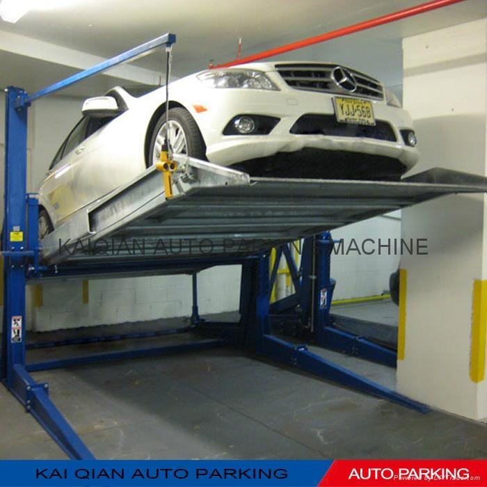 lift-sliding parking