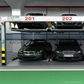 2 Level Vertical Horizontal Puzzle Car