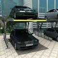 Tilt Car Parking Equipment Dependent