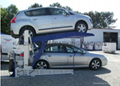 Tilting Car Parking