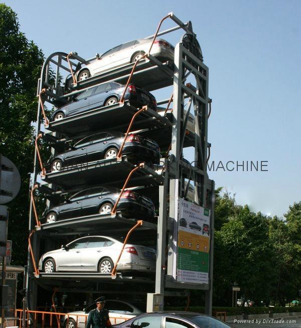 Automatic Parking