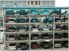 Automatic rotary parking system,High Quality rotary parking system,car parking (Hot Product - 1*)