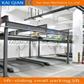 double deck parking lift, lift-sliding