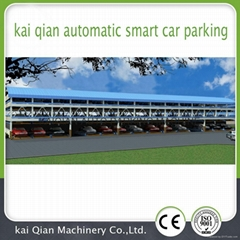 car parking solutions/elevated car