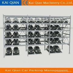 car parking management, puzzle parking solution, lift sliding parking equipment