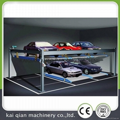 Multi-level puzzle car parking lift system,High Quality puzzle car parking lift