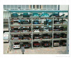 MULTI LEVEL LIFT/SLIDING PARKING SYSTEM MAOYUAN CAR PARKING LIFT
