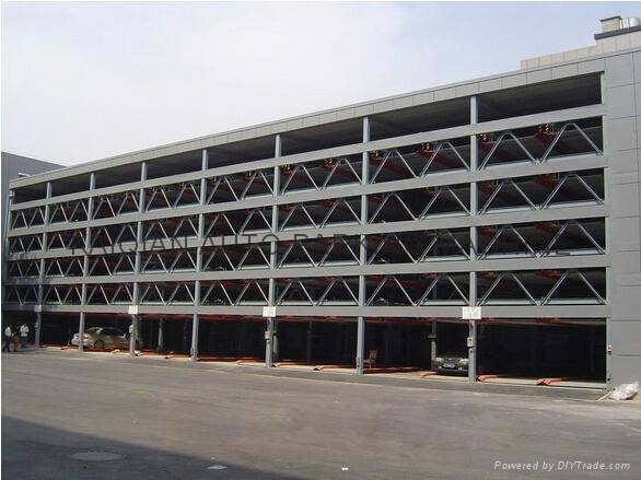 6-level car parking