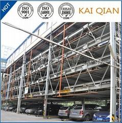 KQLS6 floor puzzle mechanical advanced stacker car parking system public parking