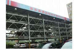 newest parking system,famous parking lift,classic car parking system
