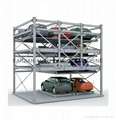 steel structure for parking lot,car