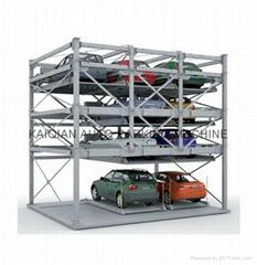 steel structure for parking lot,car access control,car elevator,car parking lot