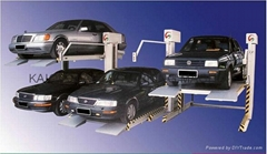 KQLS smart mechanical simple lift car parking system